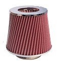 "4"" K&N Style HI-FLOW Air Filter"