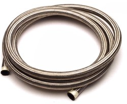 10 AN Steel Braided Hose - per YARD